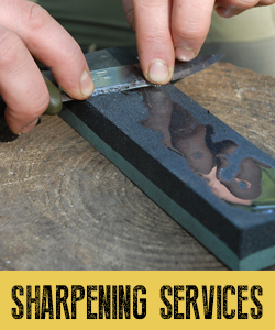 Sharpening Services